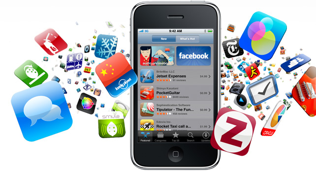 Mobile Tencia Apps